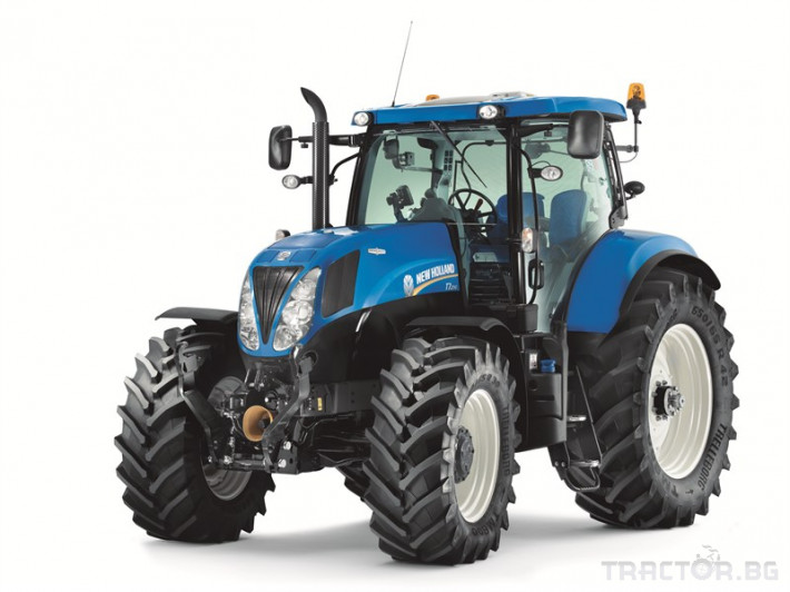 Трактори New Holland T7.260 0
