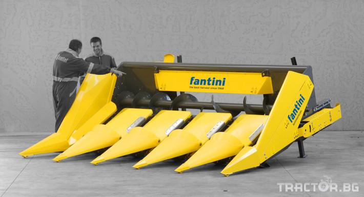 Хедери за жътва Хедер за жътва Fantini GO3 0