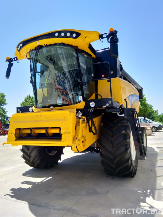 Комбайни New Holland CX 6.80 1